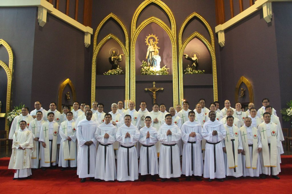 Solemn Profession of Vows 2018