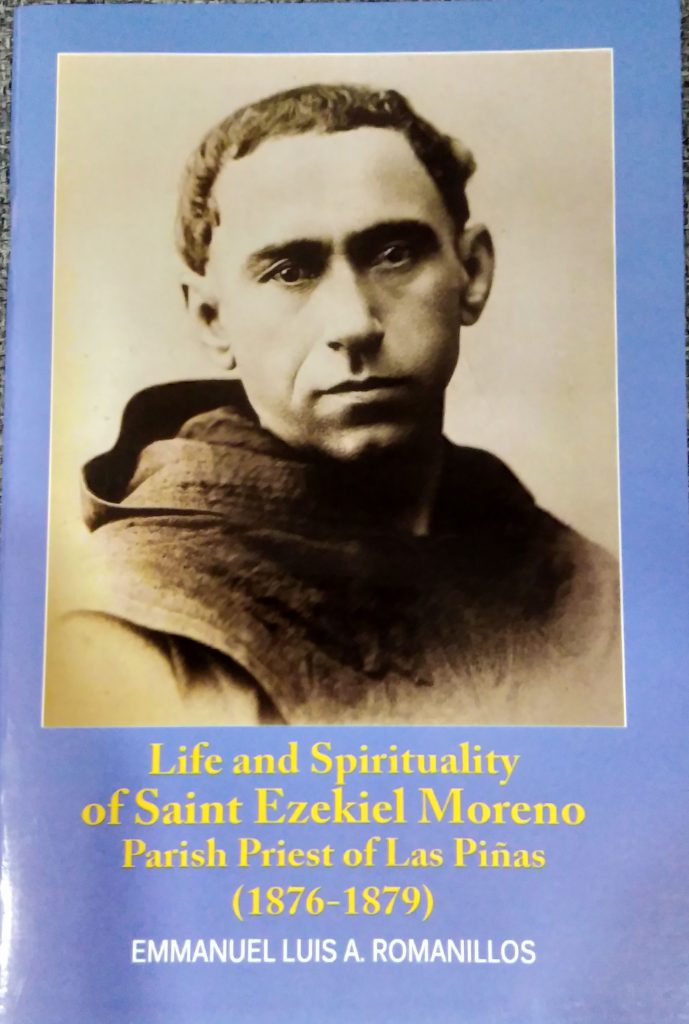 Life and Spirituality of Saint Ezekiel Moreno