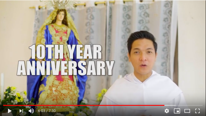 A glimpse of the history of Our Lady of the Visitation Parish, Urbiztondo, Pangasinan