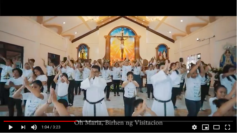 Birhen ng Bisitasyon (Our Lady of Visitation Parish 10th Anniversary Theme Song)