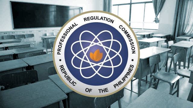 Logo of the Philippine Regulation Commission