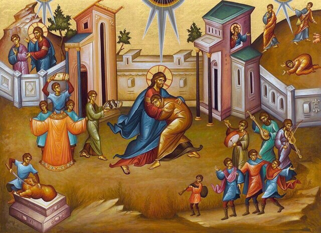 LECTIO DIVINA: XXIV Sunday in Ordinary Time  Cycle C